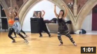 CONTEMPORARY FUSION CLASS - Promises - Jhene Aiko